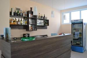 Фоайе или бар в Хотел Рай