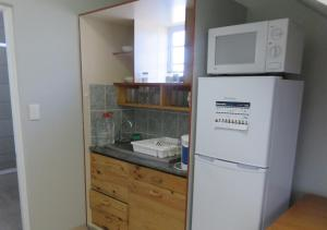 A kitchen or kitchenette at Adagio Luxury Self Catering