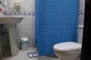 Um banheiro em Al Alya Hotel
