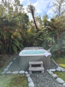 Spa and/or other wellness facilities at Rainforest Retreat