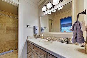 A bathroom at 7021SH89 - Peaceful West Shore Condo