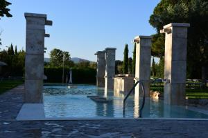 Piscina di Hotel Salus Terme o nelle vicinanze