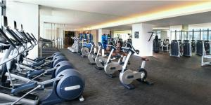 The fitness center and/or fitness facilities at W Taipei