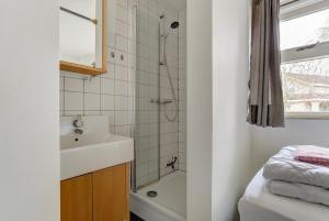 Een badkamer bij Villa Leeuwerik (4-12 p.)