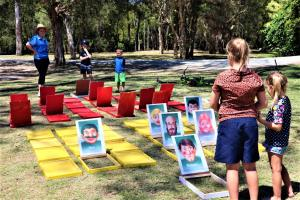 Children staying at BIG4 Gold Coast Holiday Park