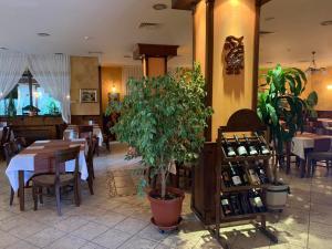 Ресторант или друго място за хранене в Хотел Св. Георги