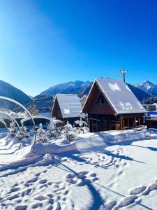 Mariv Ski Архыз зимой