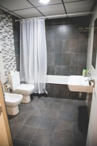 A bathroom at Be Free Granada