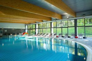The swimming pool at or close to Hotel Sport - Terme Krka