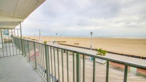 Balcone o terrazza di Rideau Oceanfront Motel
