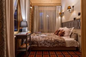 A bed or beds in a room at Stella doro