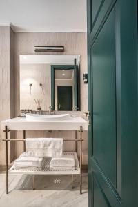 חדר רחצה ב-מלון זמארין