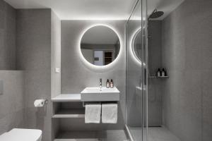 Ванная комната в Botanique Hotel Prague