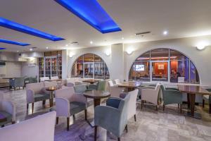 Εστιατόριο ή άλλο μέρος για φαγητό στο Vanisko Hotel ''By Checkin''