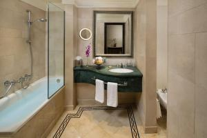 A bathroom at InterContinental Phoenicia Beirut, an IHG Hotel
