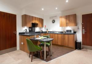A kitchen or kitchenette at Stewart by Heeton Concept