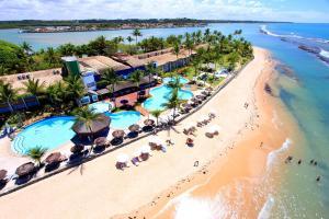 A bird's-eye view of Arraial D'ajuda Eco Resort