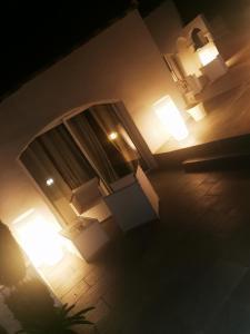 Гостиная зона в Hacienda LA Demeure