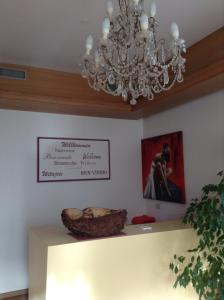 Hall o reception di Hotel Daniela