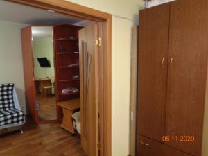 Ванная комната в Uchebnaya 7 - 2 Bedroom