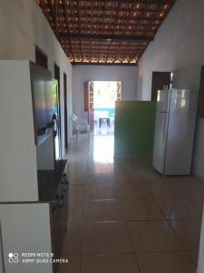 A kitchen or kitchenette at Casa Japa Bech (Bitingui)