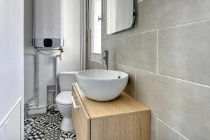 A bathroom at NOCNOC - Le Colisée