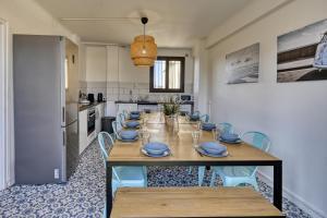 A kitchen or kitchenette at NOCNOC - Le Colisée
