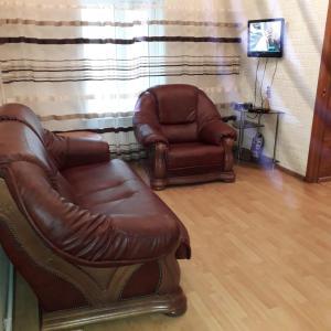 Гостиная зона в Дом в центре у моря Фрунзе 33
