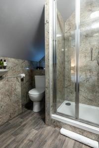 A bathroom at Cappadocia Guest House