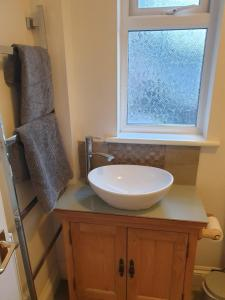 A bathroom at The Summer Room