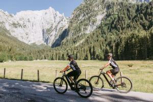 Biking at or in the surroundings of Kempinski Hotel Berchtesgaden