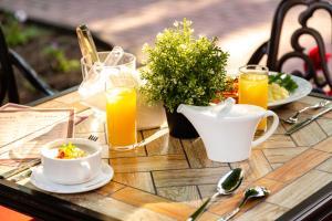 Завтрак для гостей МОРОЗОВО Курорт-Отель СПА