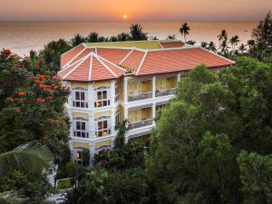 A bird's-eye view of La Veranda Resort Phu Quoc - MGallery