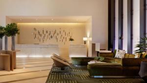 De lobby of receptie bij Kimpton EPIC Hotel, an IHG Hotel
