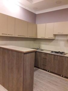 A cozinha ou cozinha compacta de Quba Villa