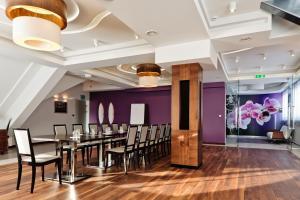 Restauracja lub miejsce do jedzenia w obiekcie Jasmin Complex Resort & Spa