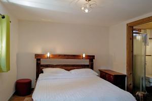 Un ou plusieurs lits dans un hébergement de l'établissement Bois de Lune