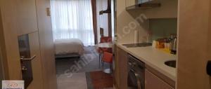A kitchen or kitchenette at Istanbul Resort Hilltown