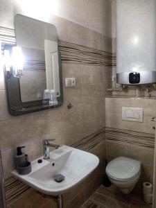 Ванная комната в Dj-penzion