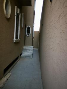 Uma varanda ou terraço em شقة مستقلة في فيلا سكنية