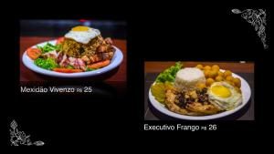 Lunch and/or dinner options for guests at Hotel Vivenzo Savassi Belo Horizonte