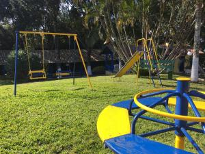 Children's play area at Morro do Sol Hotel & Eventos