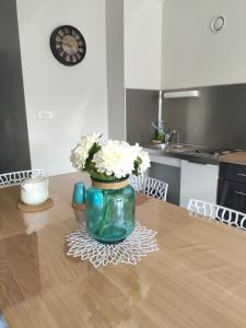 A kitchen or kitchenette at Centre Bol Vert