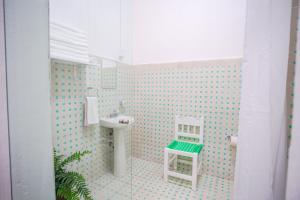 Un baño de Casa Bruselas