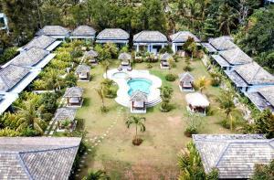 A bird's-eye view of Village Bali