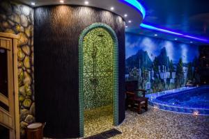 Ванная комната в Риф