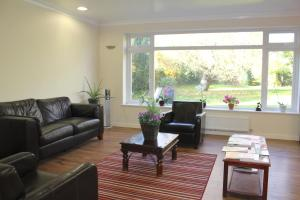 A seating area at The Dial House Guest House