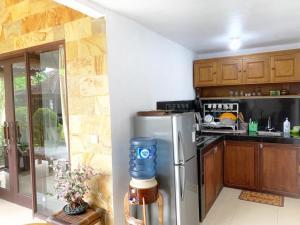 Cucina o angolo cottura di Siwaya Villa