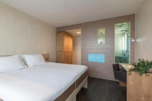 Un ou plusieurs lits dans un hébergement de l'établissement de Baak Seaside