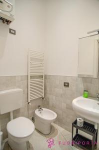A bathroom at Residenza Margherita